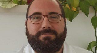 Sig. Salvatore Scotti del centro radiologico di Matera, Basilicata/Lucania