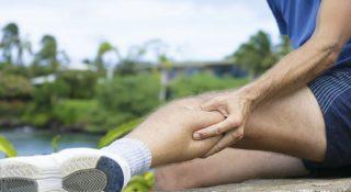 lesioni muscolari al polpaccio